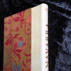 Libros de segunda mano: NAVARRA - JAIME DEL BURGO / FEDERICO LLOVERAS - ILUSTRADO A COLOR. Lote 148172662