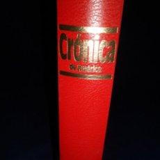 Libros de segunda mano - CRÓNICA DE MADRID. PLAZA & JANÉS. - 148417146
