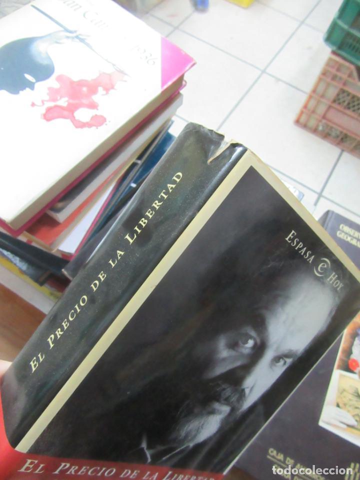 Libros de segunda mano: Libro El precio de la libertad memorias 1948-1977 Mario Onaidía 2001 espasa L-7539-545 - Foto 2 - 148421878