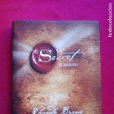 Libros de segunda mano: THE SECRET .EL SECRETO/ RHONDA BYRNE.. Lote 148440434