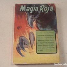 Libros de segunda mano: MAGIA ROJA. Lote 148461562