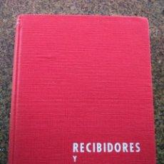Libri di seconda mano: RECIBIDORES VESTIBULOS Y PASILLOS -- JUAN DE CUSA RAMOS -- MONOGRAFICAS CEAC 1963 -- . Lote 148469782