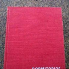Libri di seconda mano: DORMITORIOS -- JUAN DE CUSA RAMOS -- MONOGRAFICAS CEAC 1960 -- . Lote 148470374