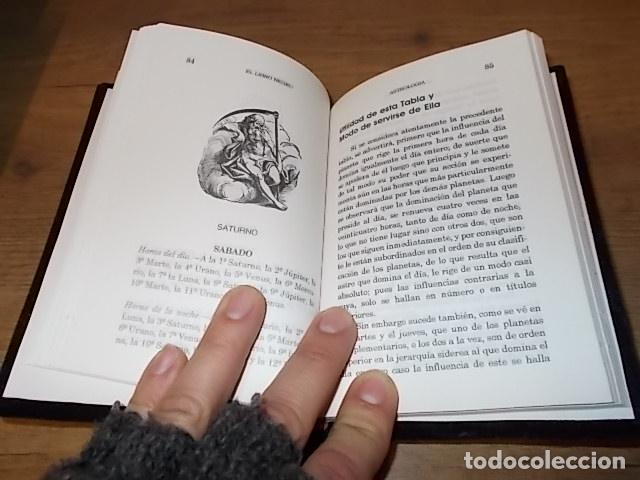 Libros de segunda mano: EL LIBRO NEGRO. ADMIRABLES SECRETOS, RECETAS, TALISMANES.CIENCIAS OCULTAS. ASTROLOGÍA... 1995. FOTOS - Foto 6 - 148505426