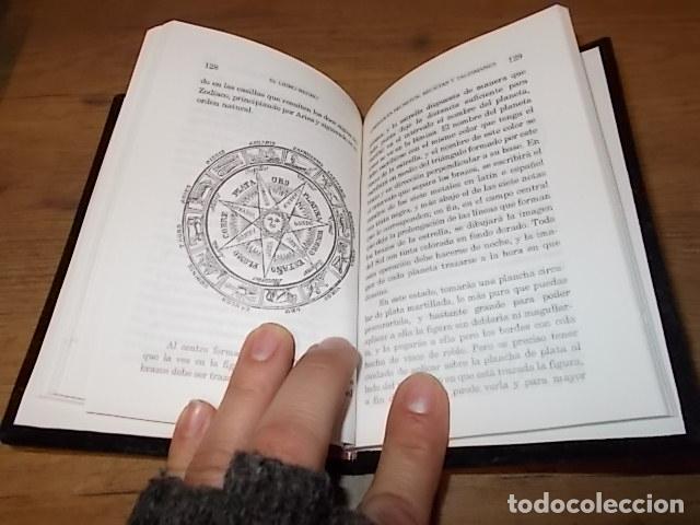 Libros de segunda mano: EL LIBRO NEGRO. ADMIRABLES SECRETOS, RECETAS, TALISMANES.CIENCIAS OCULTAS. ASTROLOGÍA... 1995. FOTOS - Foto 9 - 148505426