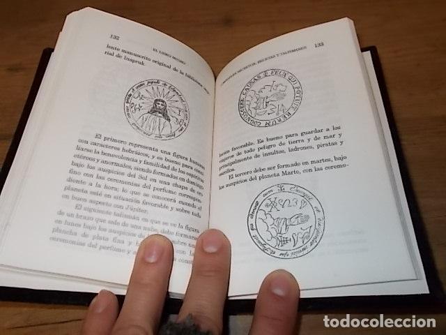 Libros de segunda mano: EL LIBRO NEGRO. ADMIRABLES SECRETOS, RECETAS, TALISMANES.CIENCIAS OCULTAS. ASTROLOGÍA... 1995. FOTOS - Foto 10 - 148505426