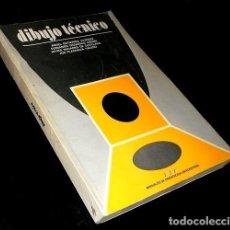 Libros de segunda mano: B1932 - DIBUJO TECNICO. MANUAL TECNICO UNIVERSITARIO. GEOMETRICO. FOMRAS. AXIOMETRIA. DISEÑO. . Lote 148511186