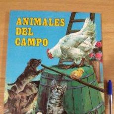 Libros de segunda mano: ANIMALES DE CAMPO,SUSAETA,1973. Lote 148700266