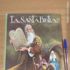 Libros de segunda mano: LA SANTA BIBLIA, VASCO AMERICANA, 1972. Lote 148700618