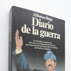 Libros de segunda mano: DIARIO DE LA GUERRA - ROJO, ALFONSO. Lote 148712505