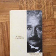 Libros de segunda mano: LIBRO ALBERT EINSTEIN. Lote 148774374
