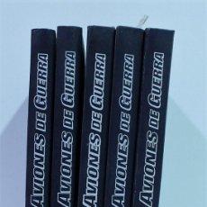 Libros de segunda mano: COLECCION AVIONES DE GUERRA / PLANETA DEAGOSTINI. Lote 148842610