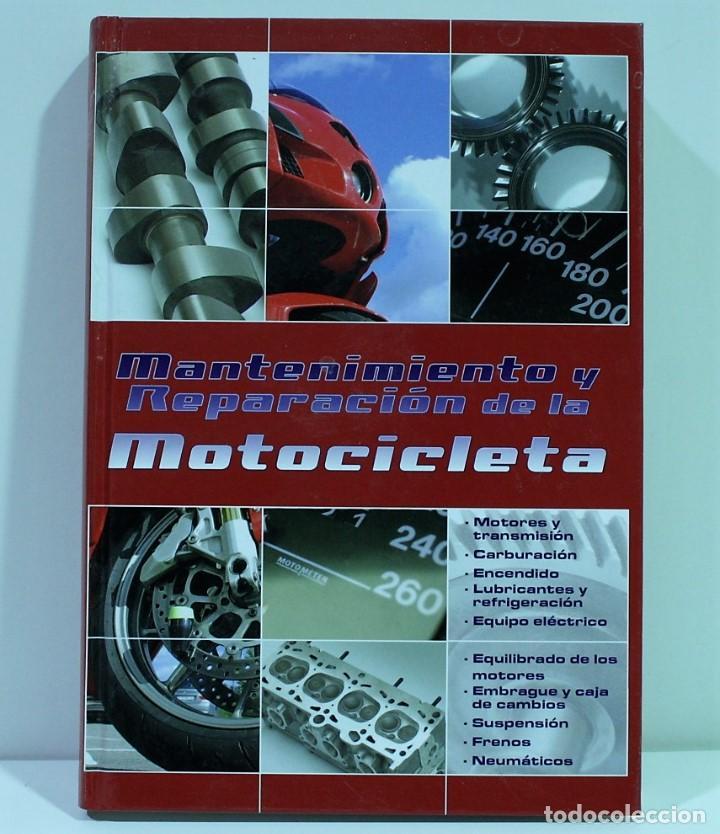 Mantenimiento Y Reparacion De La Motocicleta Vendido En Venta Directa 148845506