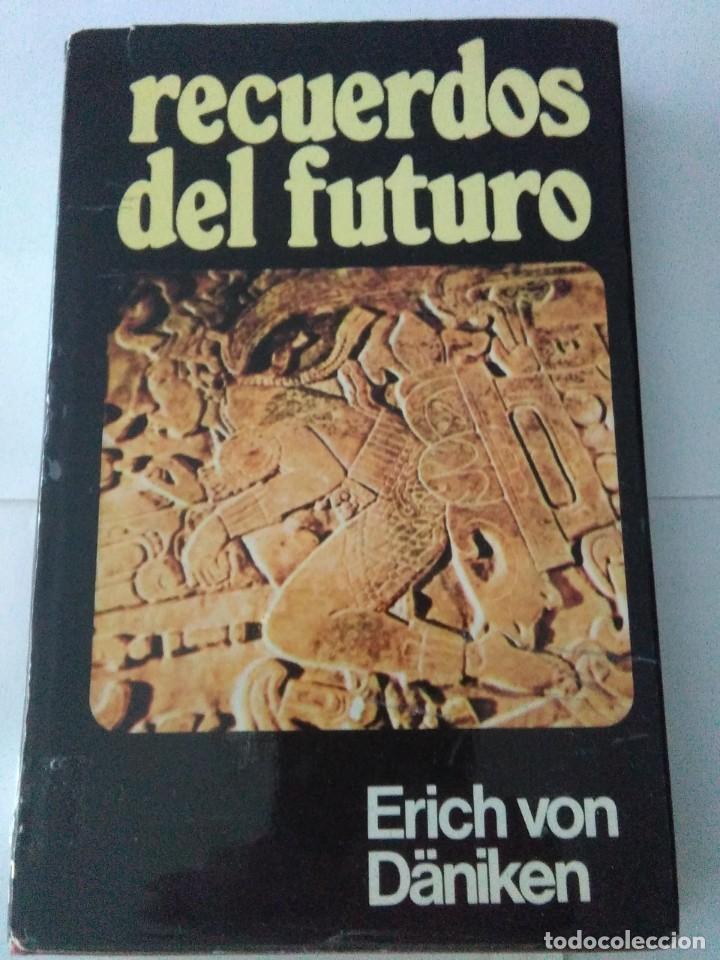 Recuerdos Del Futuro Erich Von Däniken Plaz Sold Through Direct Sale 148847046