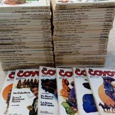 Libros de segunda mano: EL COYOTE - MALLORQUI - LOTE DE 56 NUMEROS. Lote 148861994