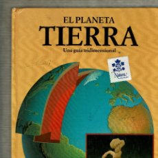 Libros de segunda mano: EL PLANETA TIERRA - UNA GUÍA TRIDIMENSIONAL - GILLIAN OSBAND & RICHARD CLIFTON - DEY - EDIT. NORMA. Lote 148971462