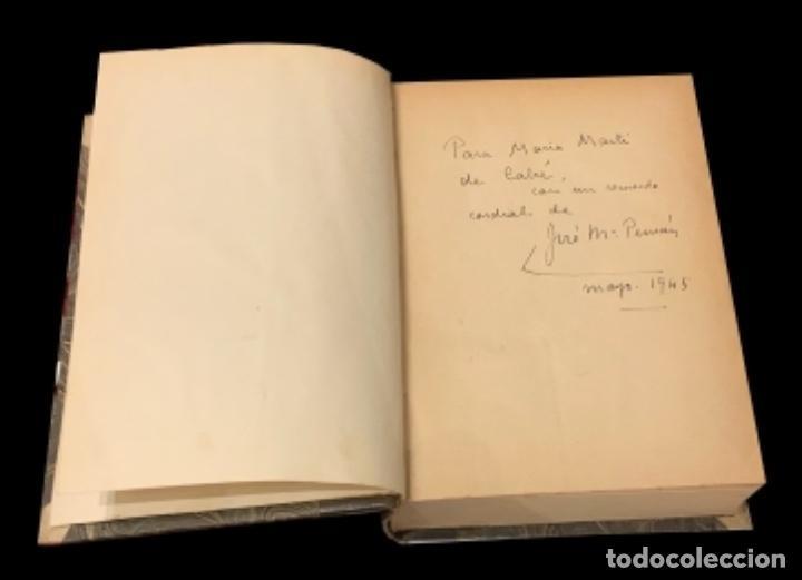 EL SEÑOR DE SU ÁNIMO, JOSE MARÍA PEMÁN, DEDICATORIA DEL AUTOR (Libros de Segunda Mano (posteriores a 1936) - Literatura - Otros)