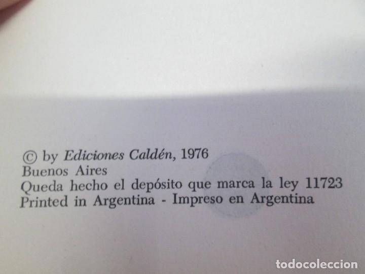 Libros de segunda mano: ELOGIO DE LA ANTROPOLOGIA. CLAUDE LEVI STRAUSS. EDICIONES CALDEN 1976 - Foto 5 - 149069610