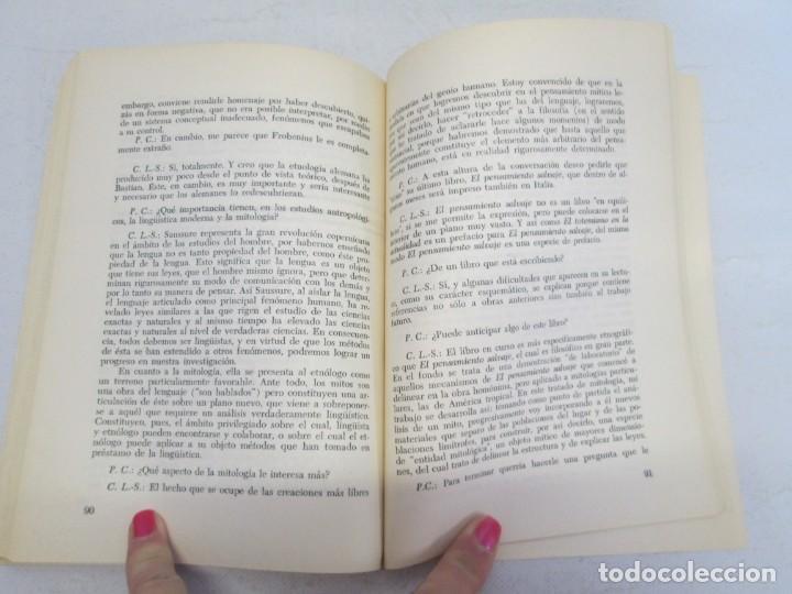 Libros de segunda mano: ELOGIO DE LA ANTROPOLOGIA. CLAUDE LEVI STRAUSS. EDICIONES CALDEN 1976 - Foto 9 - 149069610