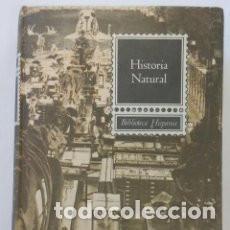 Gebrauchte Bücher - Historia Natural. Angel Cabrera. - 149215710