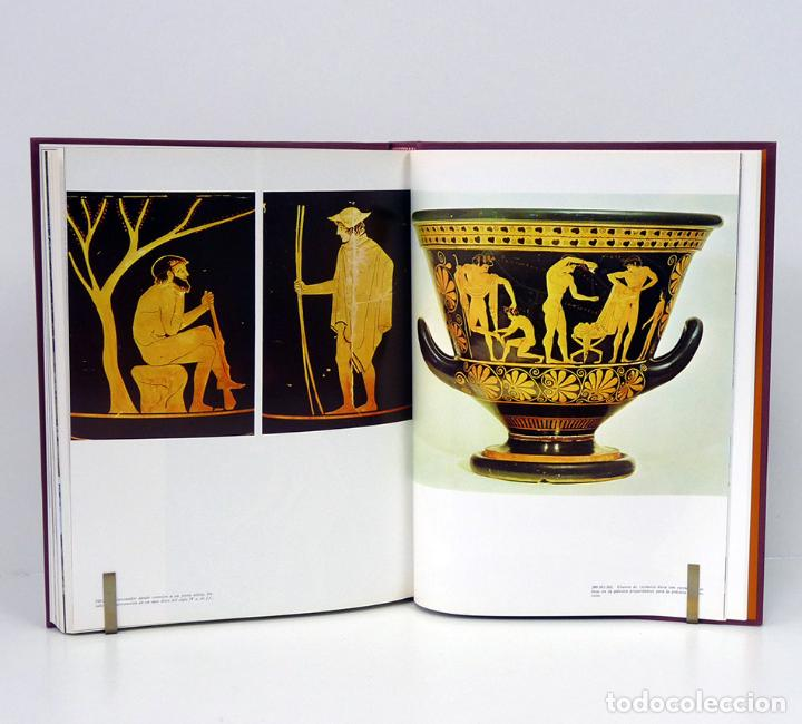 Libros de segunda mano: DURANTEZ (Conrado).– Olimpia y los Juegos Olímpicos antiguos. 1975 [EN 2 TOMOS] (EXCELENTE ESTADO) - Foto 2 - 149219128
