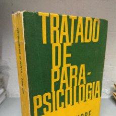 Libros de segunda mano: SUDRE, RENÉ - TRATADO DE PARAPSICOLOGÍA (1.ª EDICIÓN EN ESPAÑOL, 1965, MUY ESCASO) / PARANORMAL /. Lote 149254802