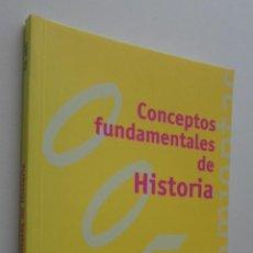 Libros de segunda mano: CONCEPTOS FUNDAMENTALES DE HISTORIA - SÁNCHEZ DE MADARIAGA, ELENA. Lote 149345926