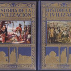 Libros de segunda mano: HISTORIA DE LA CIVILIZACION - RICARDO VERA - ED. RAMON SOPENA 1958 / ILUSTRADOS. Lote 149407382