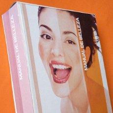 Libros de segunda mano: MANUAL DE BELLEZA - 24 CUADERNOS EN CAJA ARCHIVADORA - EL MUNDO - 1999 - NUEVO. Lote 149409102