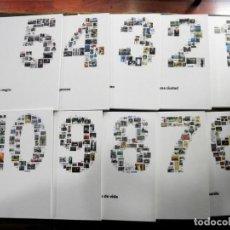 Libros de segunda mano: BARCELONA, UNA CIUDAD DE VANGUARDIA (34 TOMOS); LA VANGUARDIA, 2006; JOSEP ANTICH (DIR.). Lote 149465926