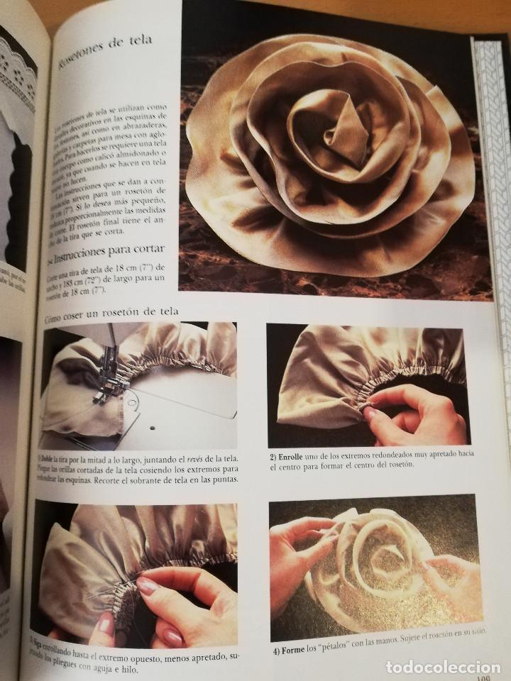 Libros de segunda mano: MÁS COSTURA PARA EL HOGAR (SINGER, BIBLIOTECA DE COSTURA) GRUPO NORIEGA EDITORES - Foto 5 - 149475350