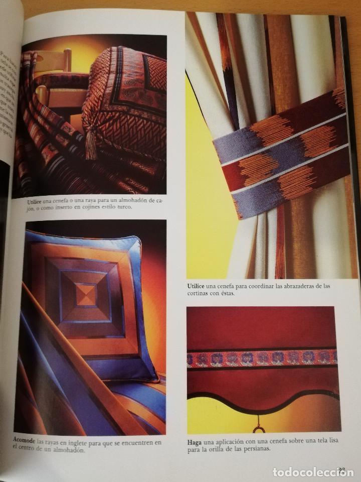 Libros de segunda mano: MÁS COSTURA PARA EL HOGAR (SINGER, BIBLIOTECA DE COSTURA) GRUPO NORIEGA EDITORES - Foto 8 - 149475350