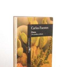 Libros de segunda mano: DIANA O LA CABEZA SOLITARIA , CARLOS FUENTES. Lote 149506702