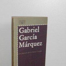 Libros de segunda mano: LOS FUNERALES DE MAMÁ GRANDE , GABRIEL GARCÍA MÁRQUEZ. Lote 149507630