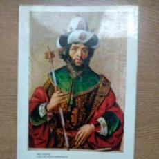 Libros de segunda mano: MUSEO DE LA IGLESIA PARROQUIAL DE SANTA EULALIA DE PAREDES NAVA (PALENCIA). COL. GUÍAS DE LOS MUSEOS. Lote 149517570