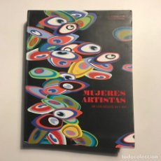 Libros de segunda mano: MUJERES ARTISTAS DEL LOS SIGLOS XX Y XXI. EDITADO POR UTA GROSENICK. Lote 149523206