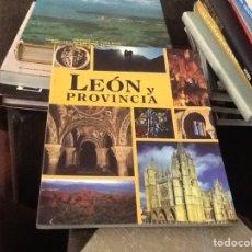 Libros de segunda mano: LEÓN Y PROVINCIA. Lote 149542928