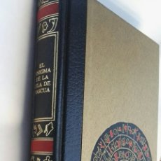 Libros de segunda mano: EL ENIGMA DE LA ISLA DE PASCUA. Lote 149544633