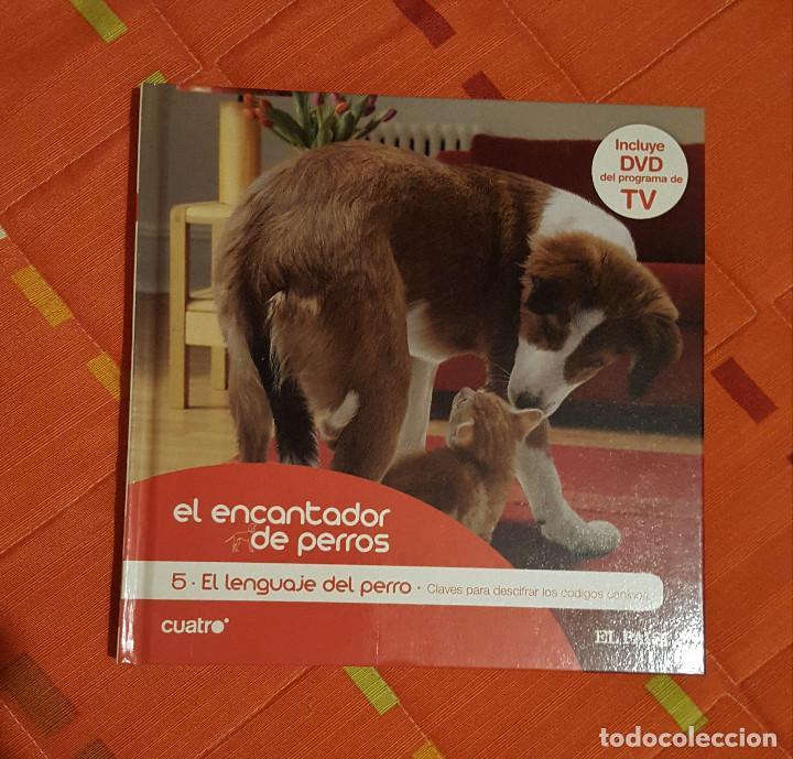 EL ENCANTADOR DE PERROS Nº 5- EL LENGUAJE DEL PERRO INCLUYE DVD (Libros de Segunda Mano - Ciencias, Manuales y Oficios - Otros)