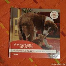 Libros de segunda mano: EL ENCANTADOR DE PERROS Nº 5- EL LENGUAJE DEL PERRO INCLUYE DVD. Lote 149618098