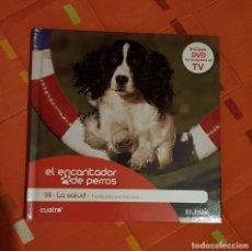 Libros de segunda mano: EL ENCANTADOR DE PERROS Nº14 LA SALUD PAUTAS PARA UNA VIDA SANA INCLUYE DVD. Lote 149618458