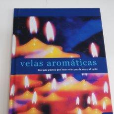 Libros de segunda mano: VELAS AROMATICAS - ARM06. Lote 149704040