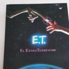 Libros de segunda mano: ET EL EXTRATERRESTRE LIBRO DE LA PELICULA STEVEN SPIELBERG - ARM06. Lote 149747530