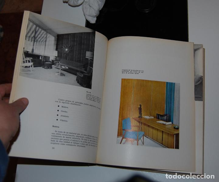 Libros de segunda mano: MATERIALES E INSTALACIONES, CEAC DECORACIóN N. 4, 1968 - Foto 2 - 149761270