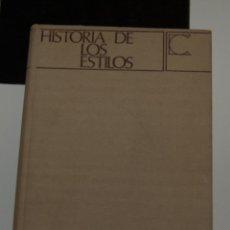 Libros de segunda mano: HISTORIA DE LOS ESTILOS, CEAC DECORACIÓN . Lote 149761454