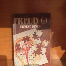Libros de segunda mano: FREUD - ERNEST JONES. Lote 149685522