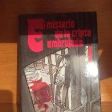Libros de segunda mano: EL MISTERIO DE LA CRIPTA EMBRUJADA - EDUARDO MENDOZA. Lote 149686250
