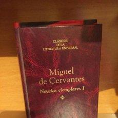 Libros de segunda mano: NOVELAS EJEMPLARES I - CERVANTES. Lote 149686330