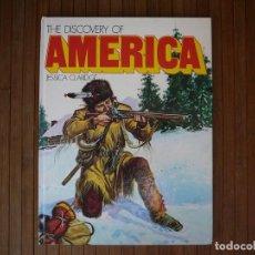 Libros de segunda mano: THE DISCOVERY OF AMERICA. JESSICA CLARIDGE. 1ª EDICIÓN: 1976. LIBRO EN INGLÉS. Lote 149898474