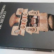 Libros de segunda mano: 1990 - ARTE PRECOLOMBINO DE MÉXICO. Lote 149958802